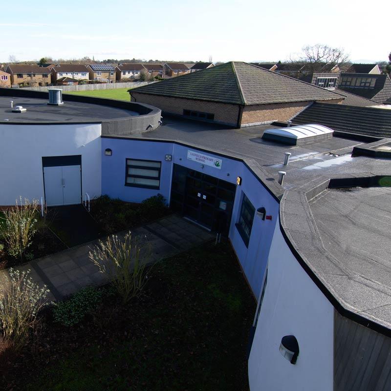 Layfield Fix My School Roof