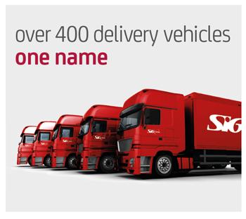 SIG Roofing Lorries