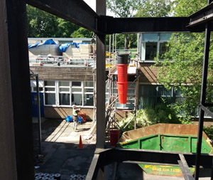 School Construction Site Health and Safety: Site Set Up