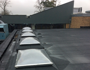 Benefits of School Flat Roof Replacement