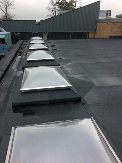 New Rooflights - flat roof replacement, the benefits
