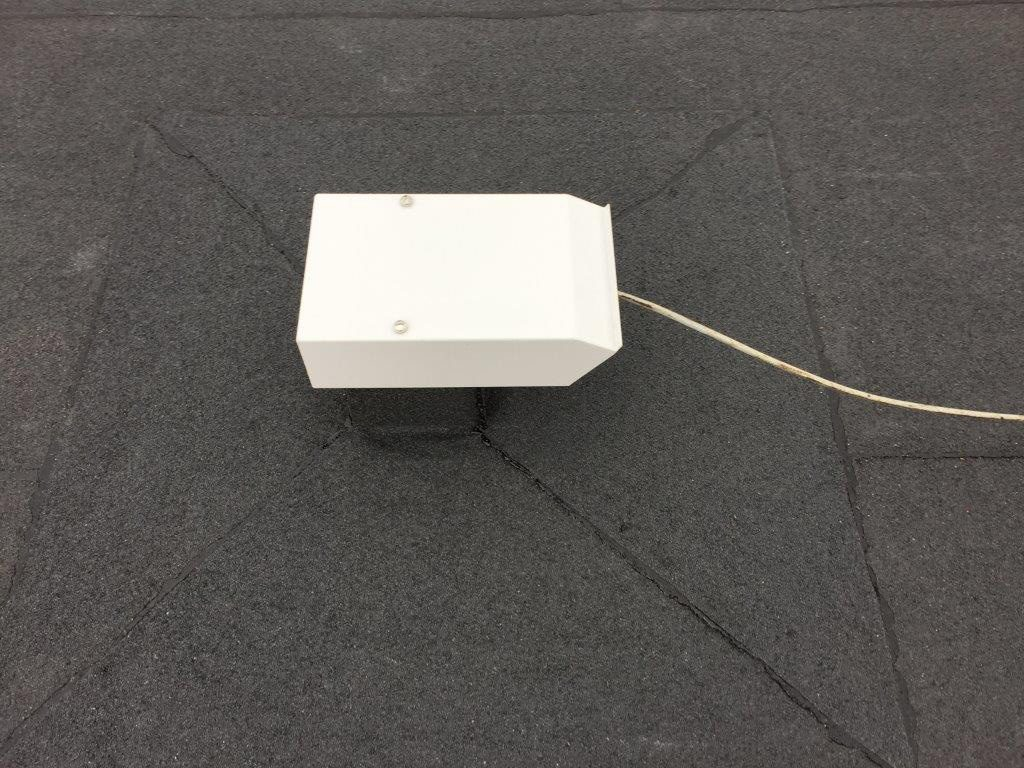 Signature Cable Penetration Unit - Correct Cable Through School Flat Roof -