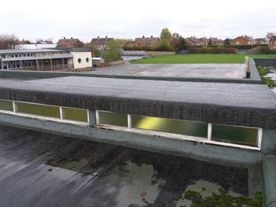 On Site Inspections of Flat Roofs – Why They are Important