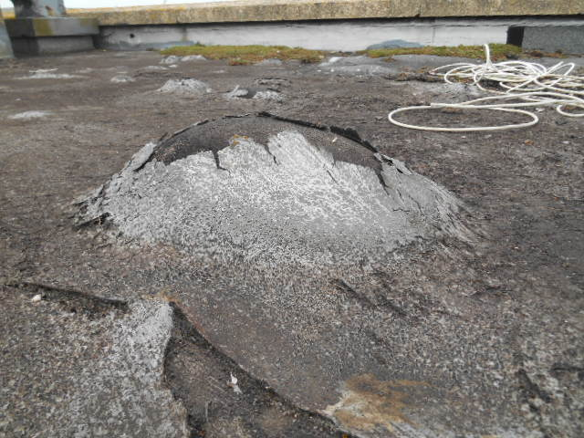 Why Flat Roofs Leak – 7 Reasons