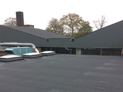 Flat Roof Replacement for Schools – five questions to ask