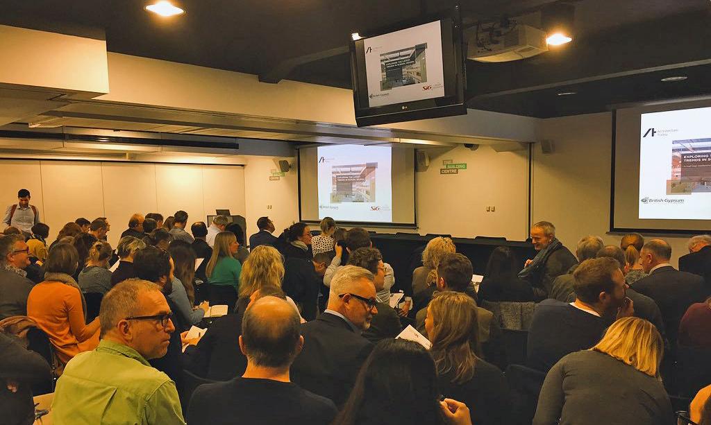 Architecture Today Education Seminar 2018
