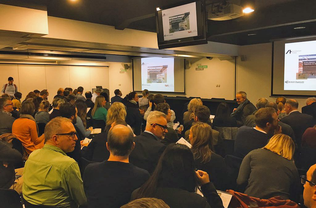 LIVE BLOG: Architecture Today Education Seminar #ATEducation